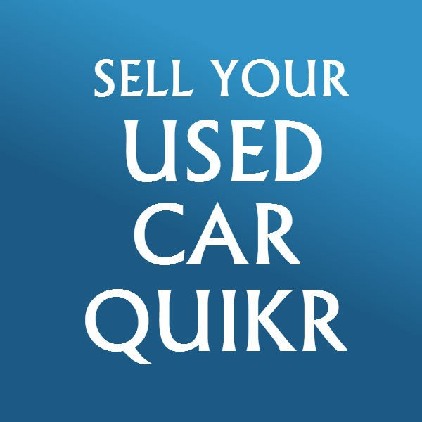 Sell your Used Car Quikr