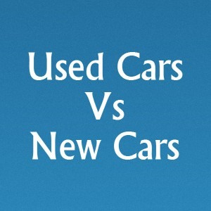 Used Cars vs New Cars