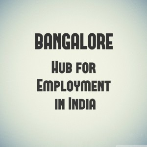 Jobs in Bnagalore