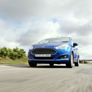 2014 Ford Fiesta - Sedan Facelift