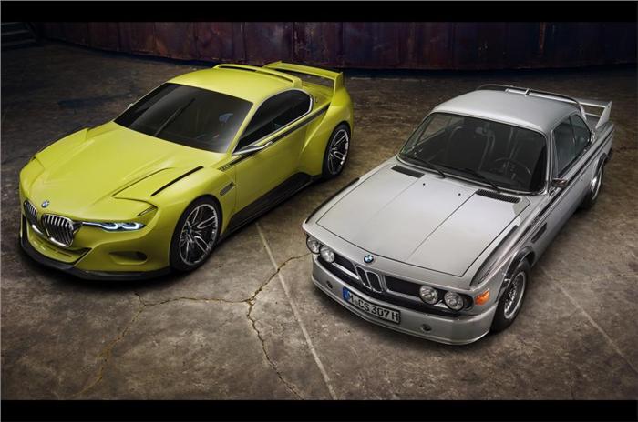 BMW's iconic 3.0 CSL