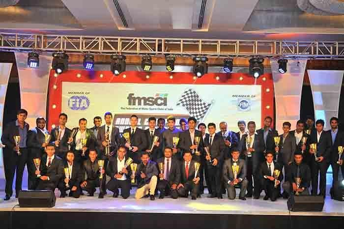 Indian motorsport achievers
