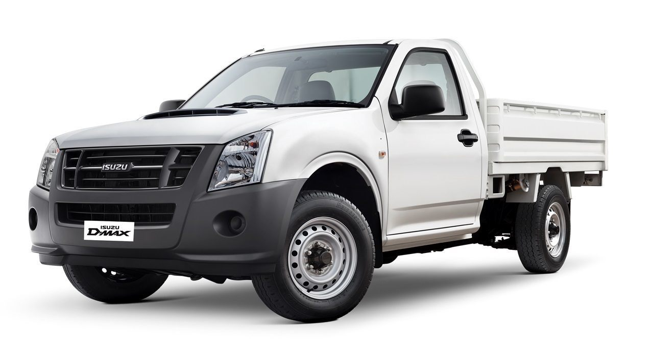 Isuzu-D-Max-single-cab-AC