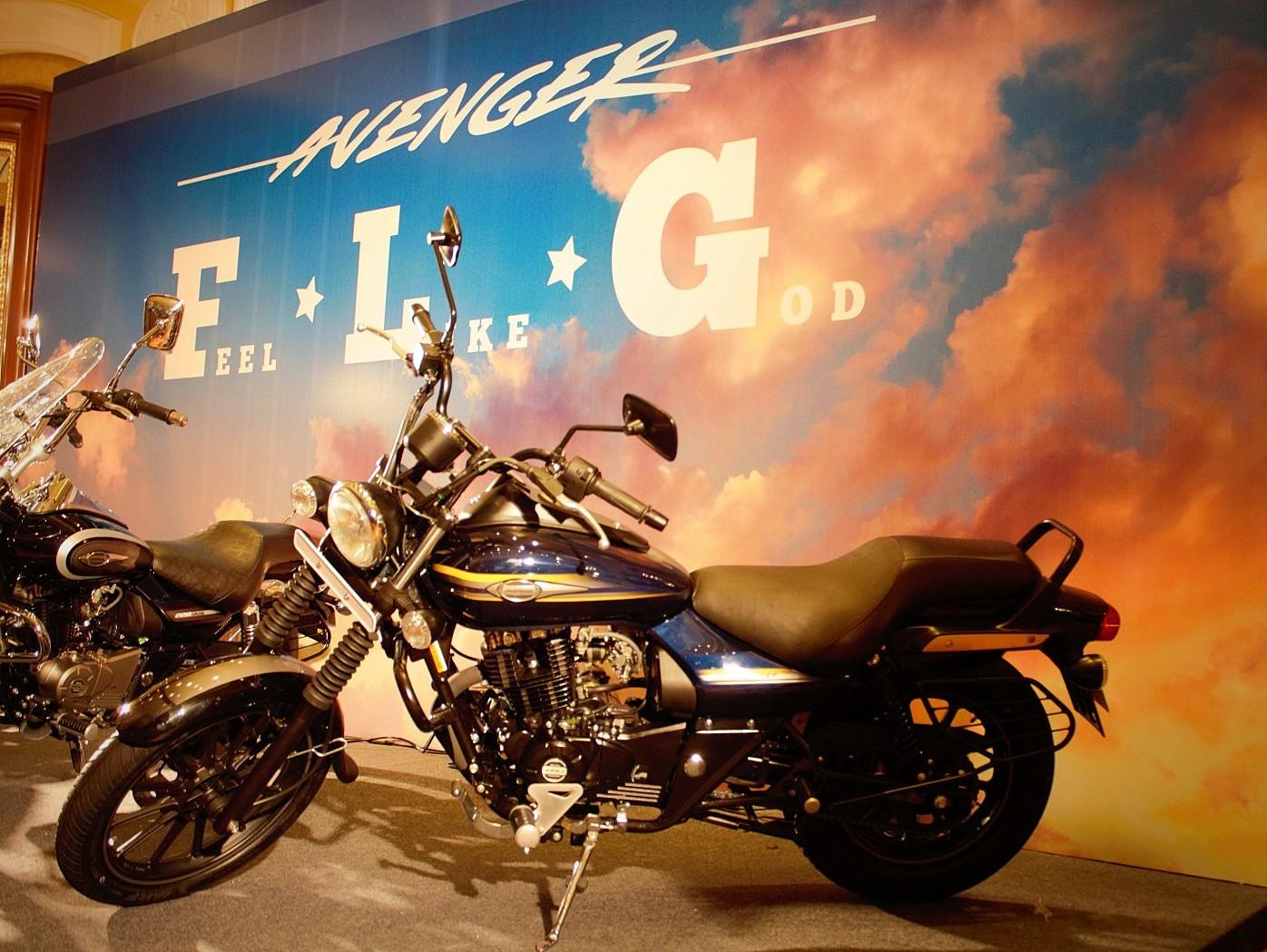 Bajaj Avenger Launch Snaps (12)