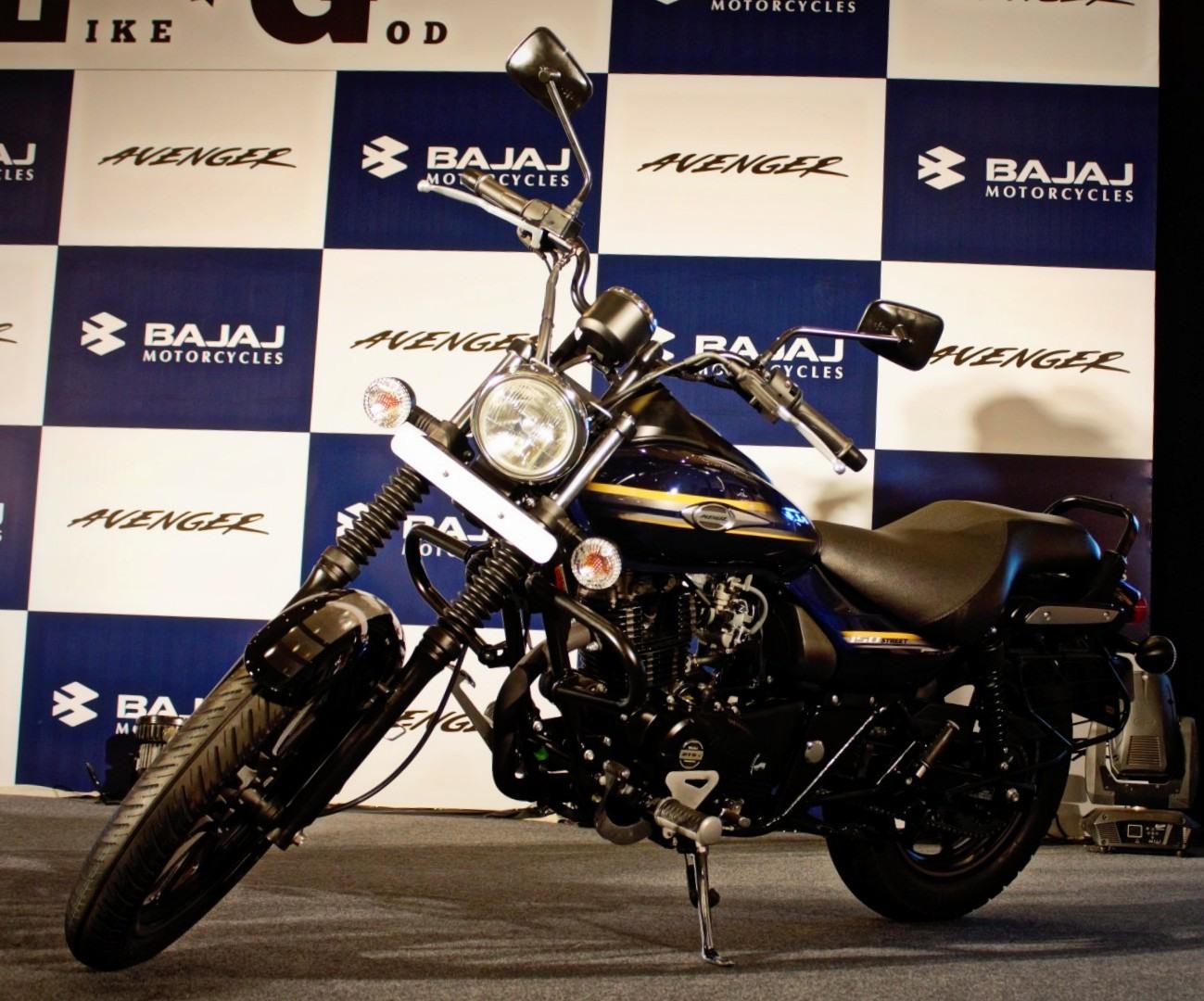 Bajaj Avenger Launch Snaps (7)