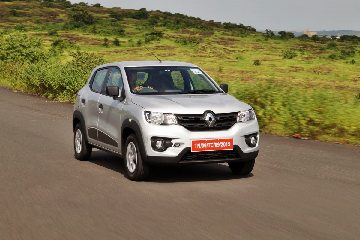 Renault Kwid motion