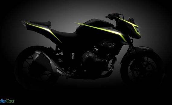 2016 Honda CB 500F