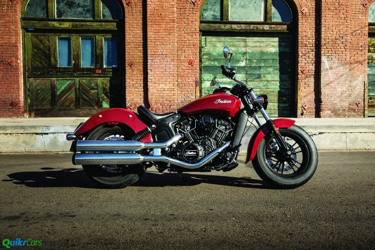 2016 Indian Scout Sixty revealed at EICMA 2015