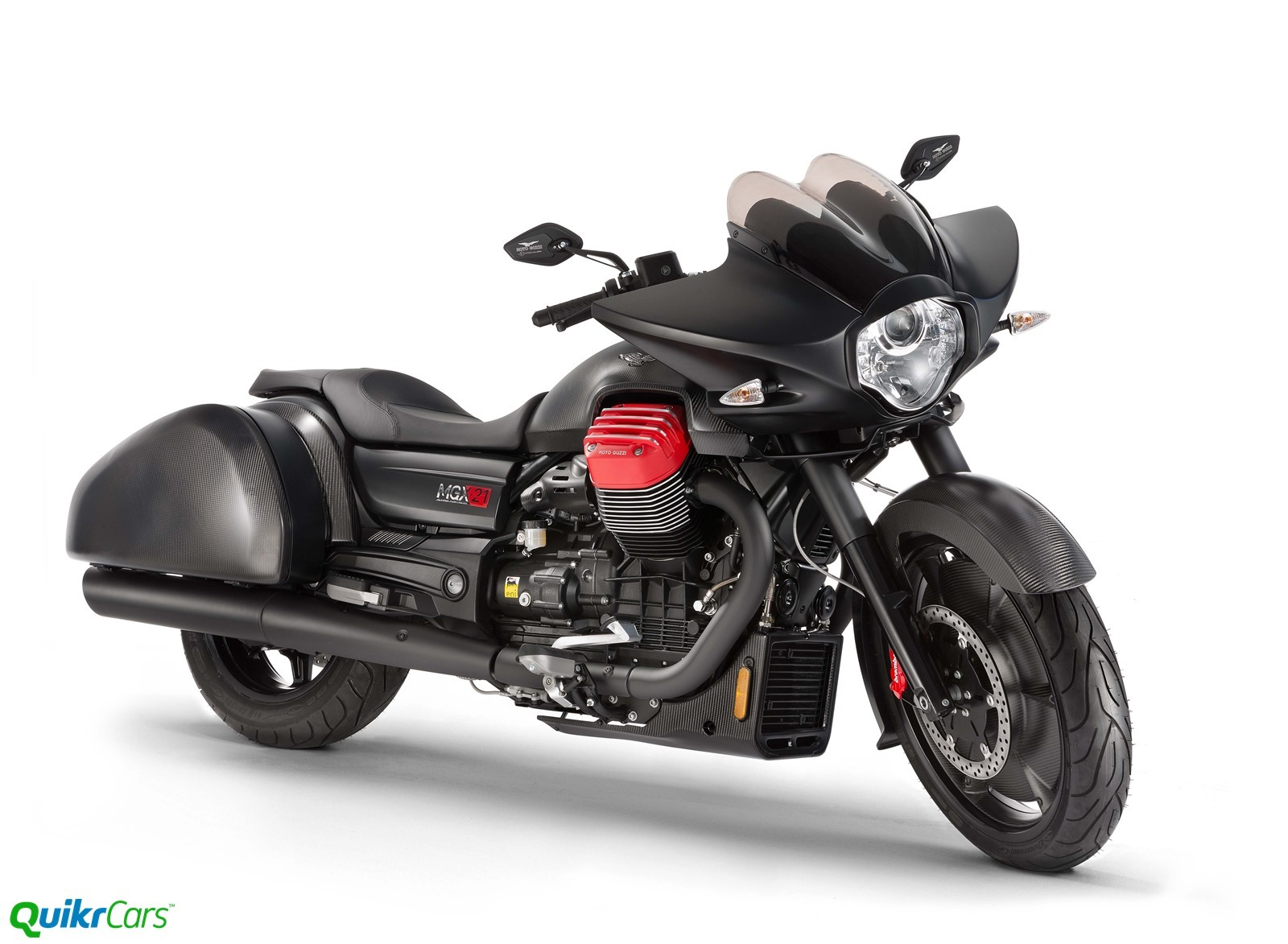 2016 Moto Guzzi MGX-21 Flying Fortress unveiled at EICMA