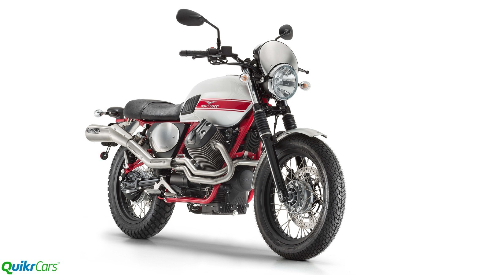 2016 Moto Guzzi V7II Stornello unveiled at EICMA