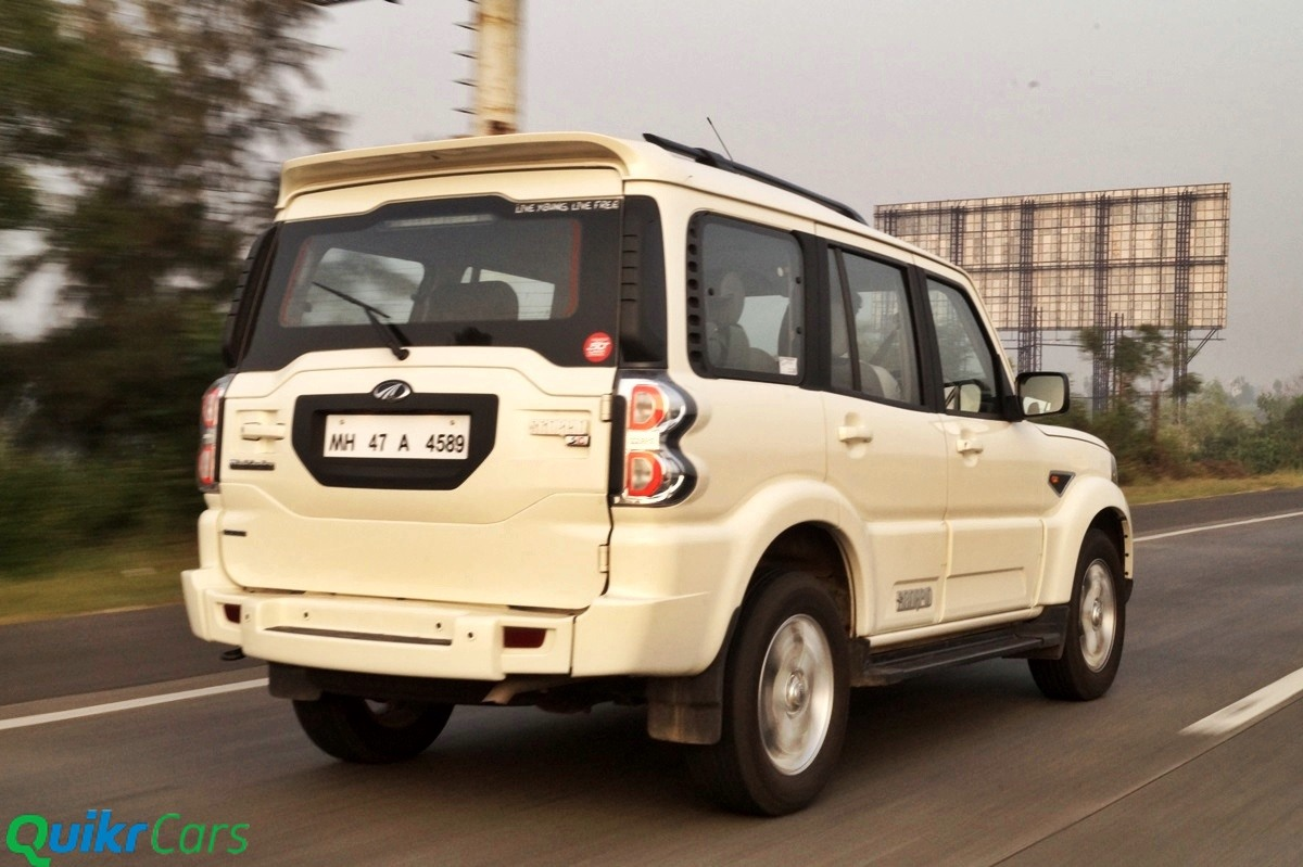 Mahindra Scorpio AT (16)