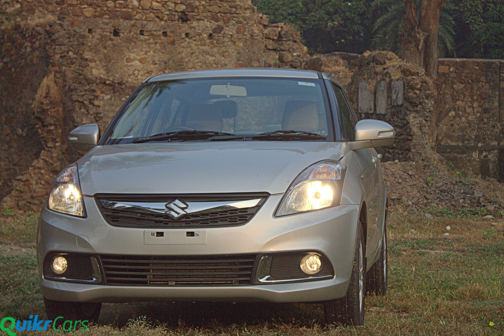 Maruti DZire - Front Full_batch
