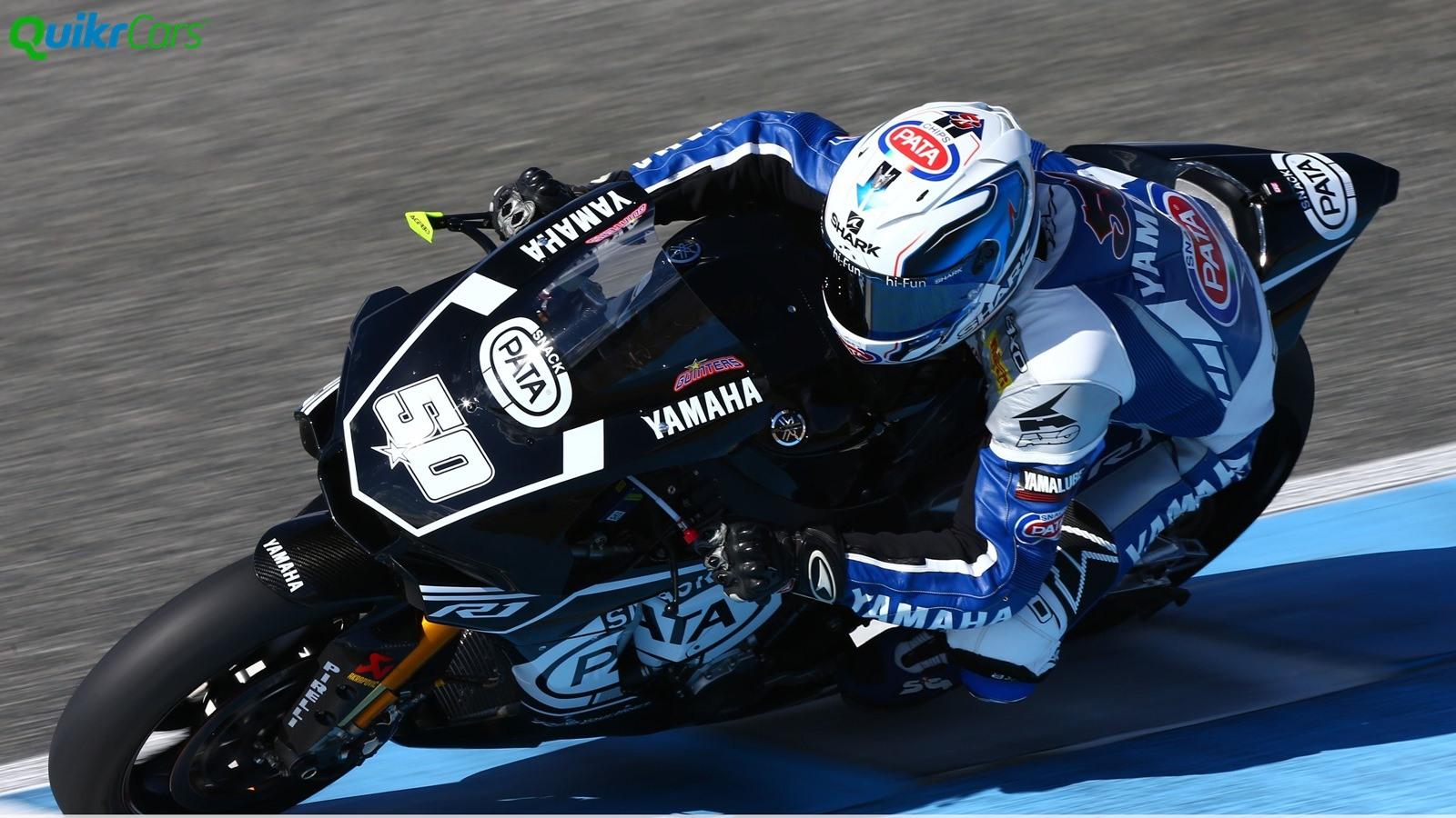 Yamaha WSBK 2016
