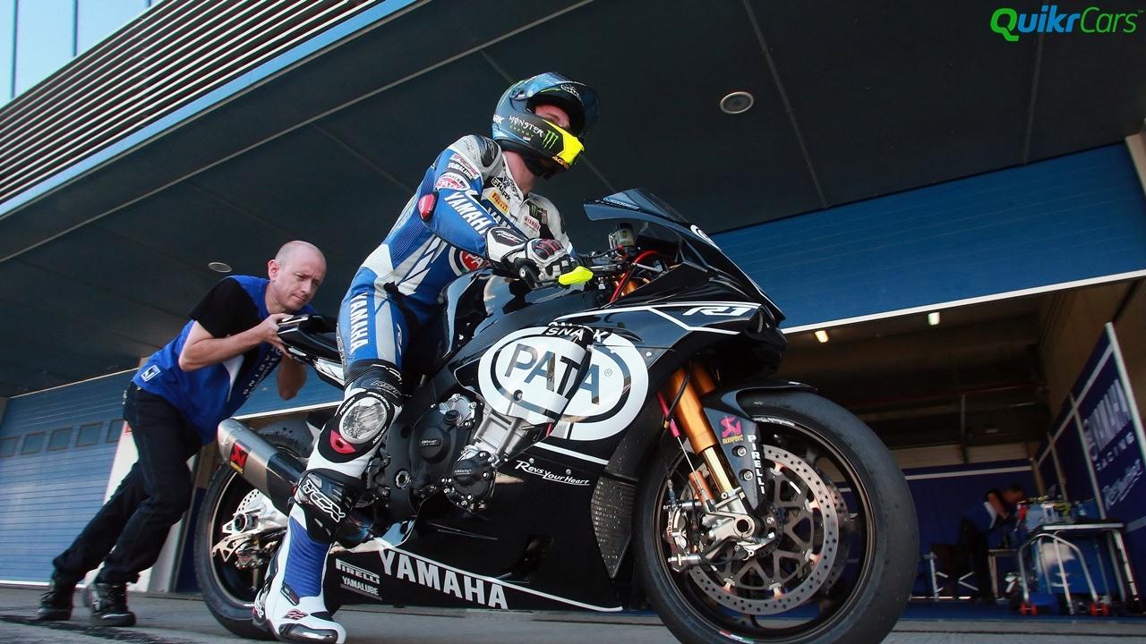 Yamaha WSBK Alex Lowes