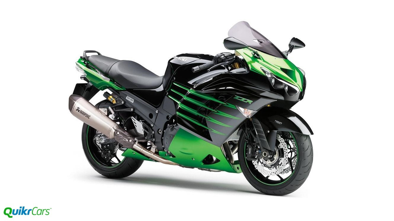 new 2016 Kawasaki ZZR1400 Performance Sport