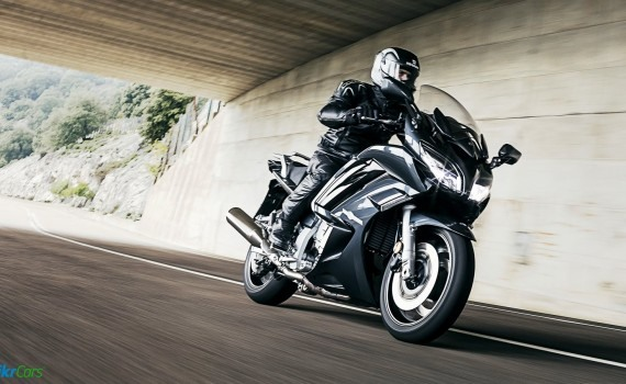 2016 Yamaha FJR1300 announced