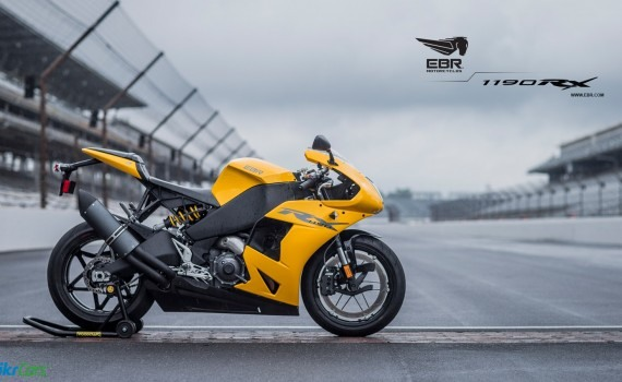 Erik Buell Racing auction contested without any results