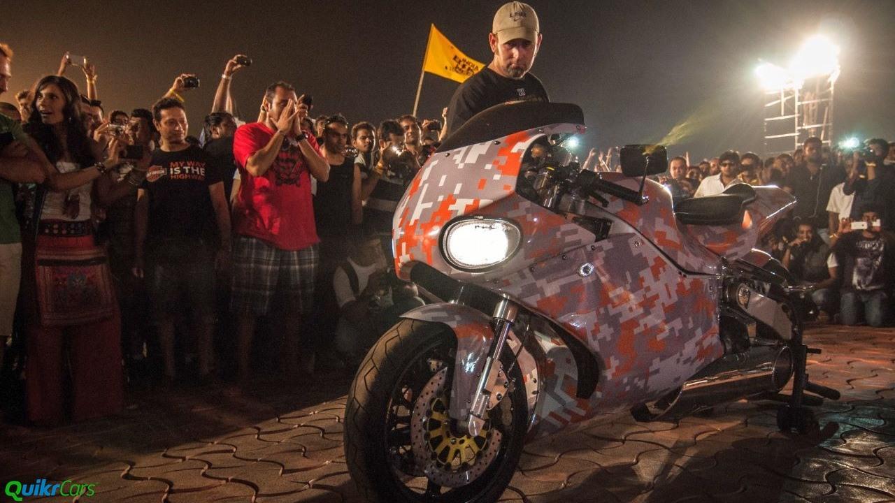 India Bike Week 2016 in February