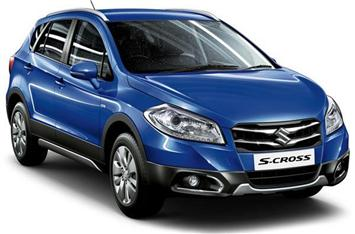 Maruti S-Cross Premia