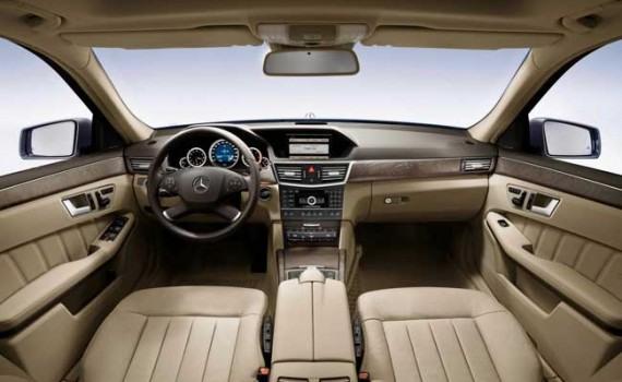 Mercedes Benz E Class Interiors