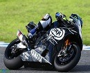 Official Yamaha WSBK bike-130x105