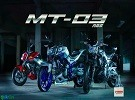 Yamaha MT-03 India-130x105