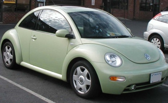 Beetle cars in India