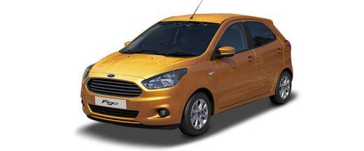 Ford Figo cars in India