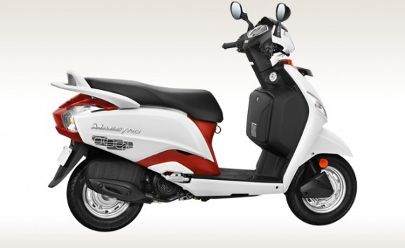 Hero Scooters in India