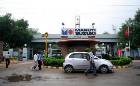 Maruti Suzuki plants