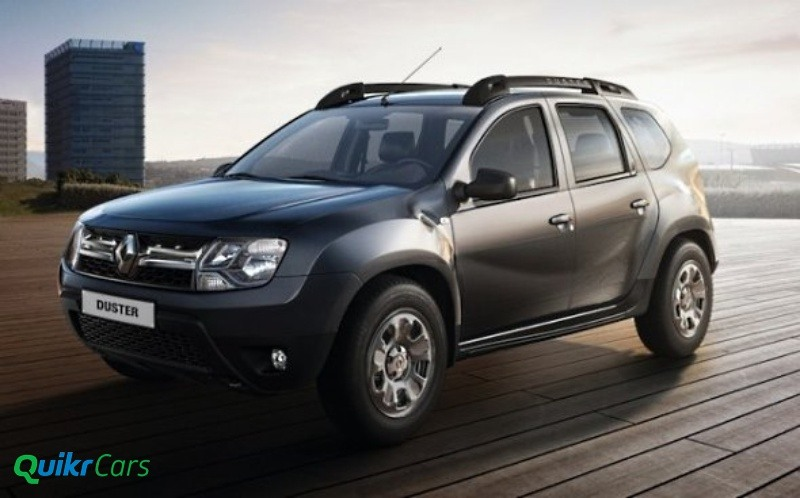 upcoming car renault duster facelift. Black Bedroom Furniture Sets. Home Design Ideas