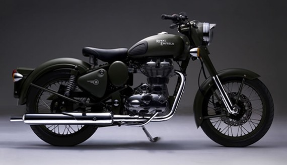 Royal Enfield in India