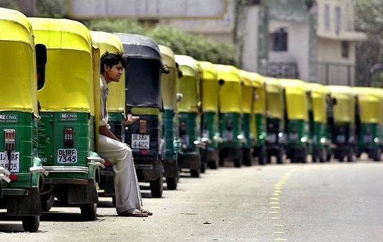 Uber Auto in Delhi