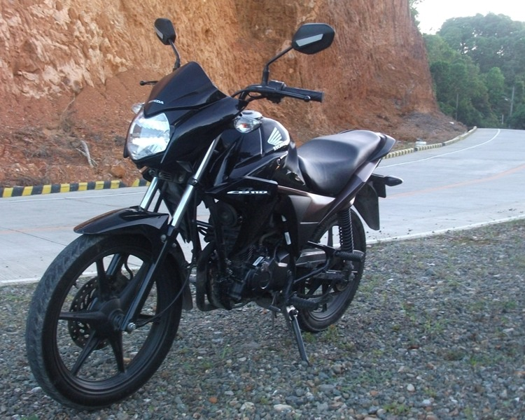 Honda CB Twister at Quikr