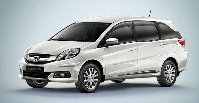 Honda Mobilio in India