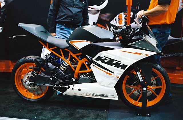 KTM RC390 Bikes in India