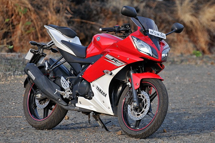 Yamaha R15 Bikes in India