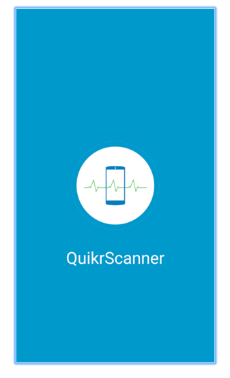 QuikrScanner Android App