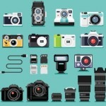 different types of cameras
