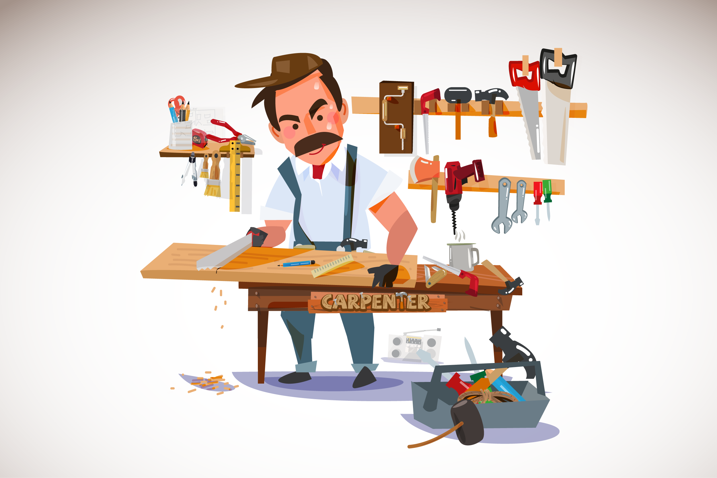 hire a carpenter