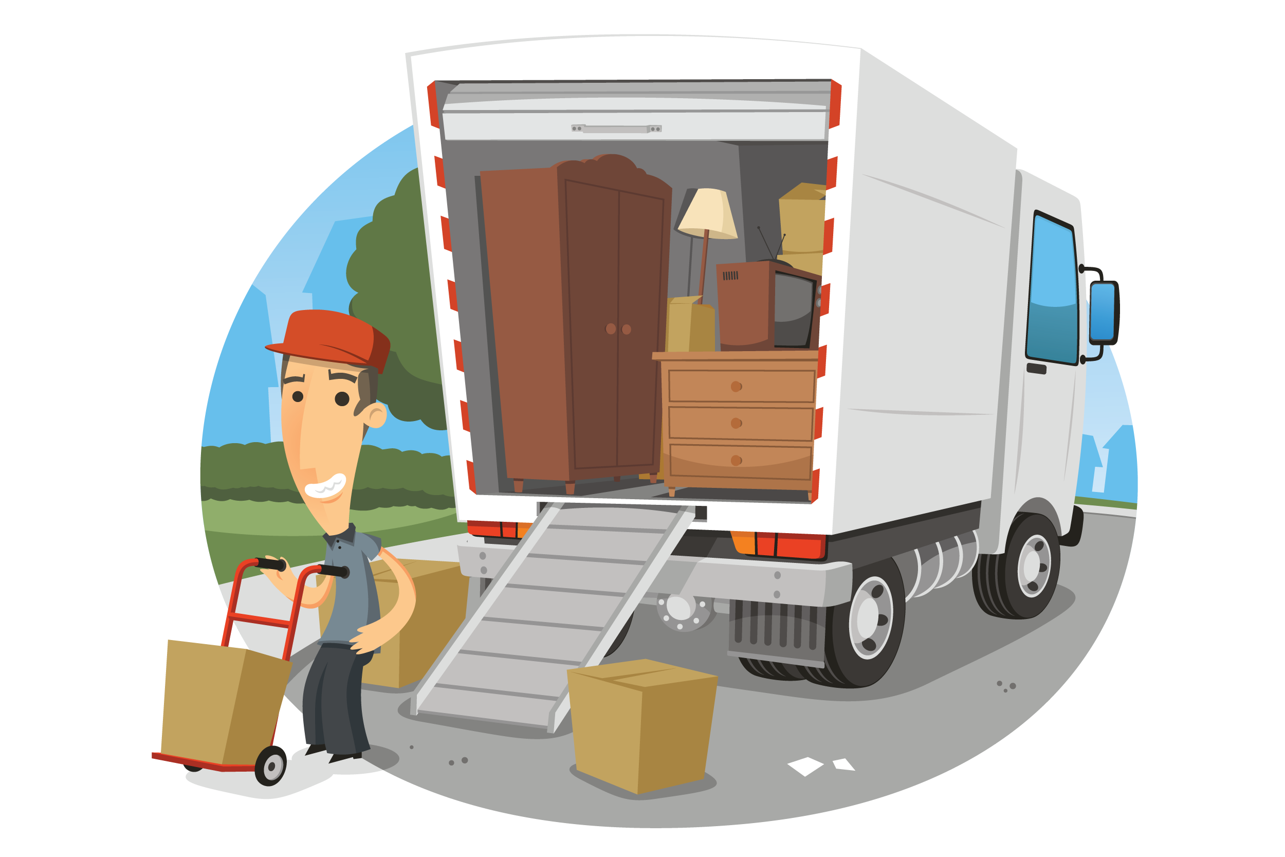 Why Should You Hire a Mover?
