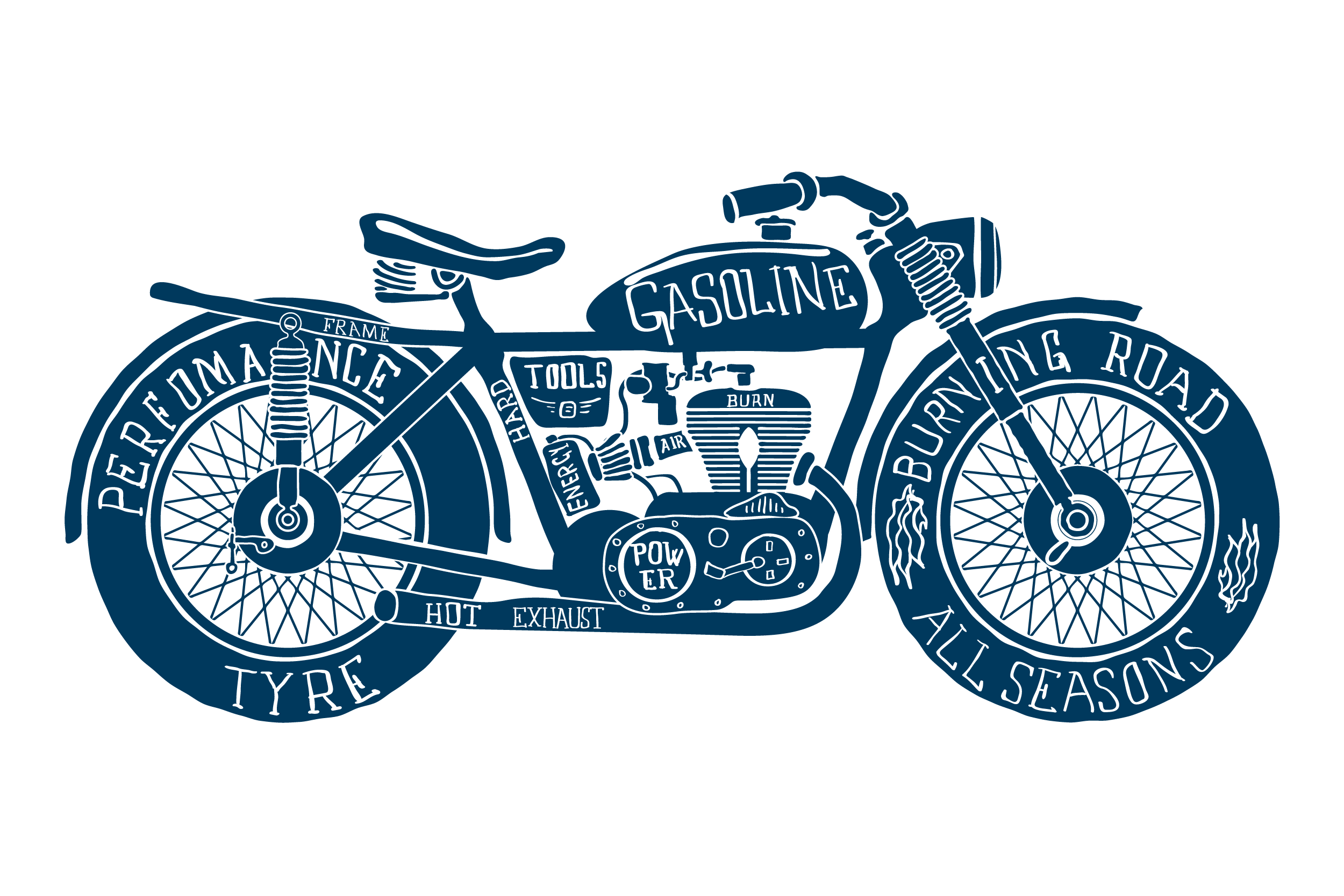 Rajdoot vintage bike