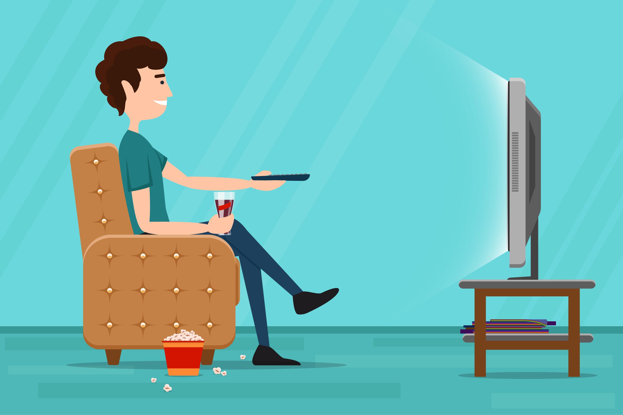 used TVs online
