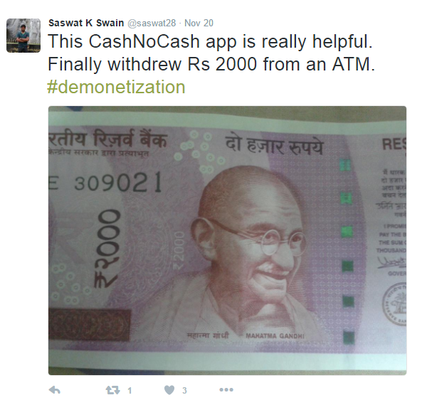 withdraw cash from atm