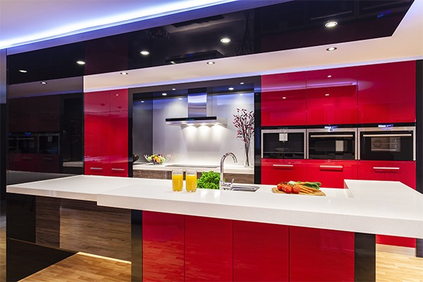 The 21st Century Kitchen - Modular kitchen!