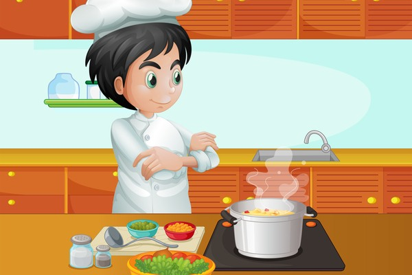 Hire The Best Cook In Town - Here's How!
